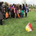 بازدید فرزندان خانواده های آتنا از نمایشگاه کتاب
