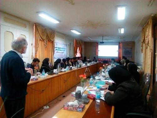 برگزاری کارگاه روش های نیاز سنجی و ارزیابی مشارکتی جامعه محلی  در شهر یاسوج